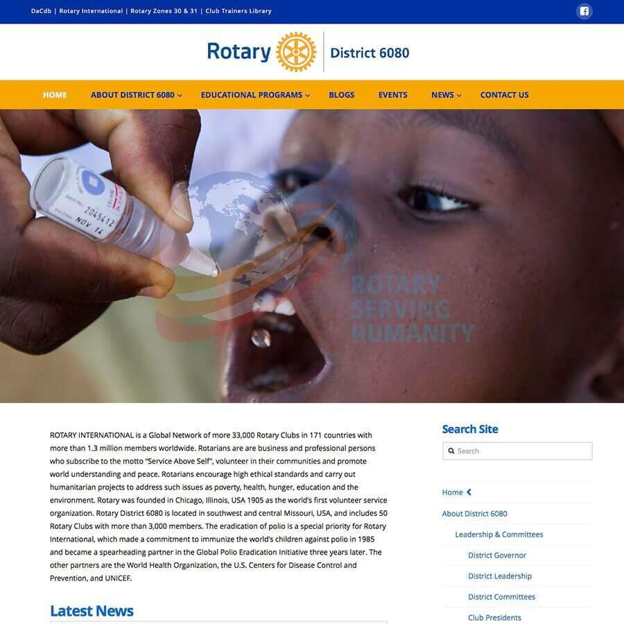 Rotary District 6080
