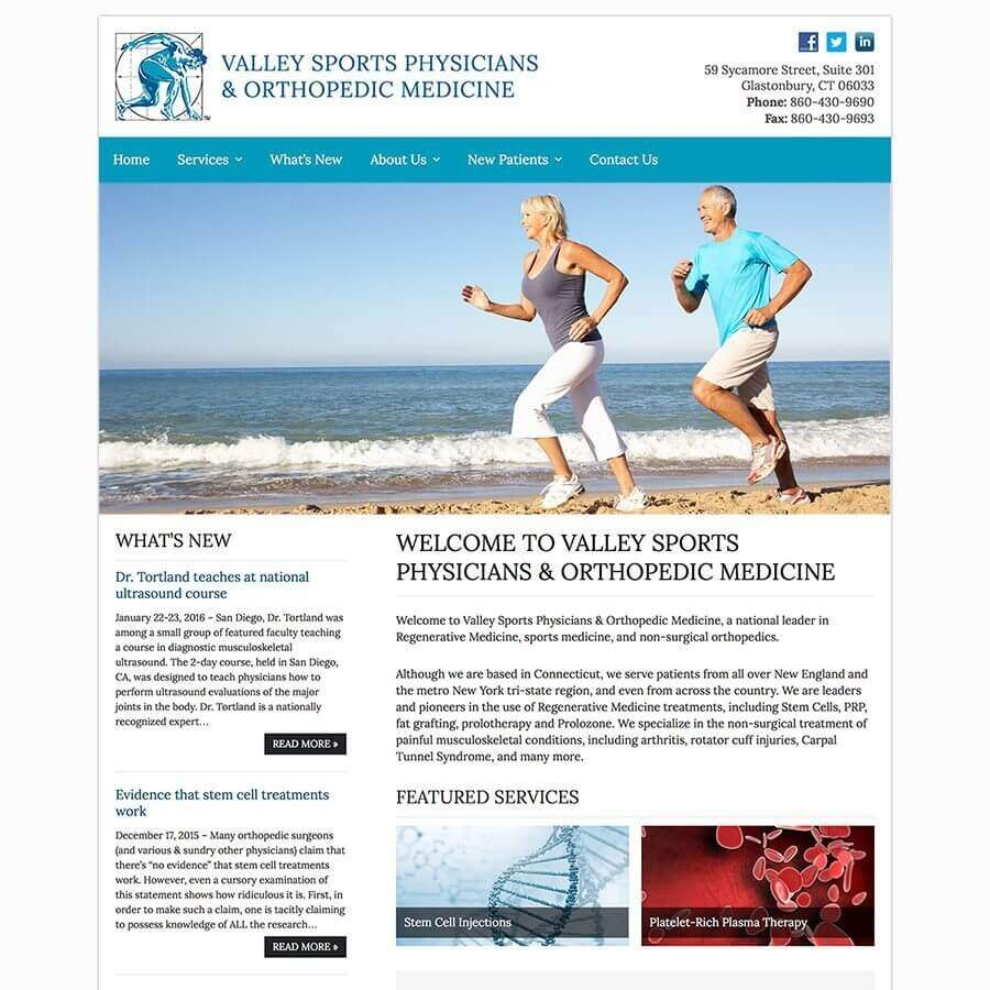 Valley Sports Physicians & Orthopedic Medicine