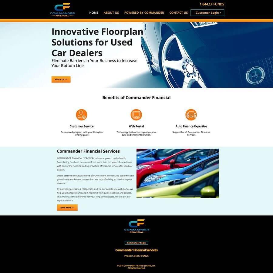 Commander Financial Services, LLC