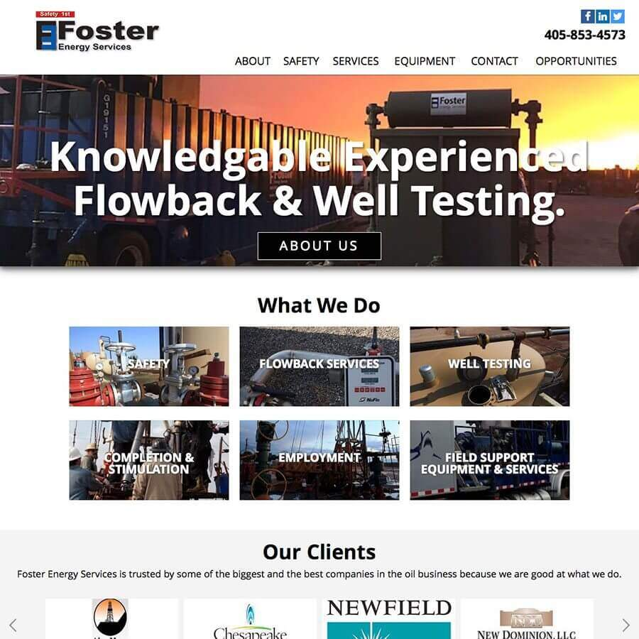 Foster Energy Services