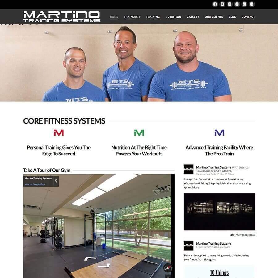 Martino Training Systems