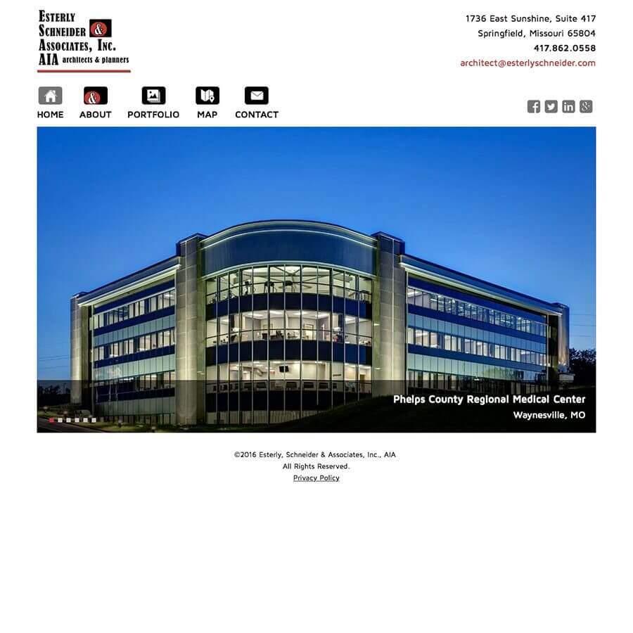 Esterly, Schneider & Associates, Inc., AIA