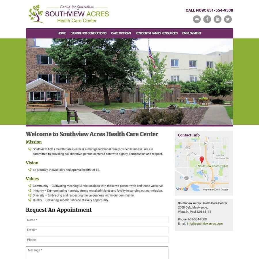 Southview Acres Health Care Center